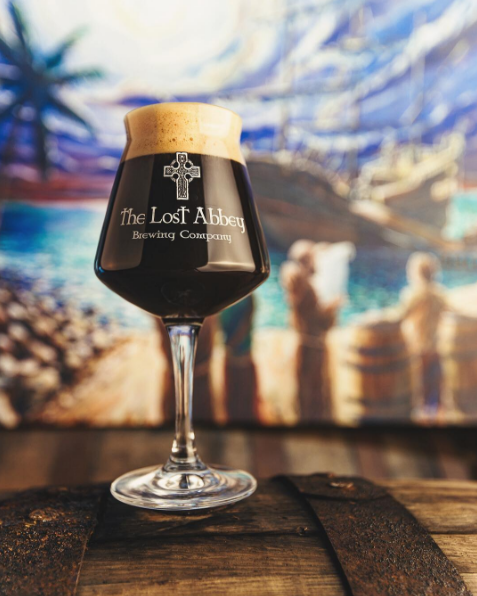 What We're Drinking | Santo Ron Diego, The Lost Abbey
